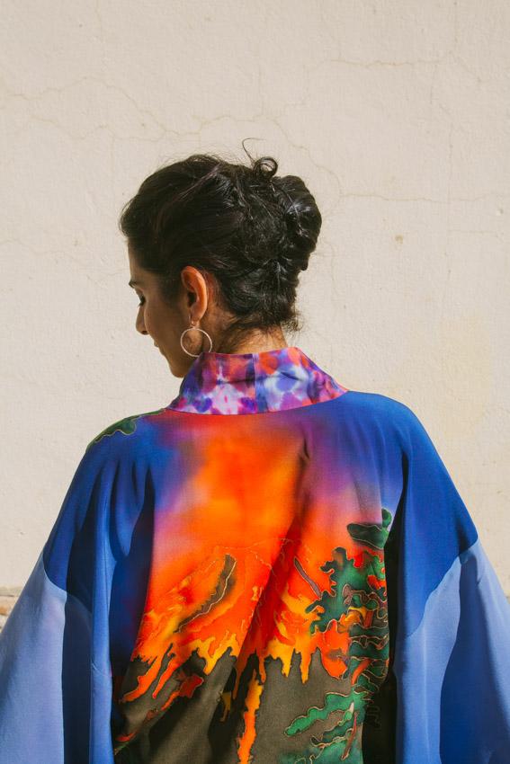 genoveva hita- creadora textil - silk kimono - fuego (3)