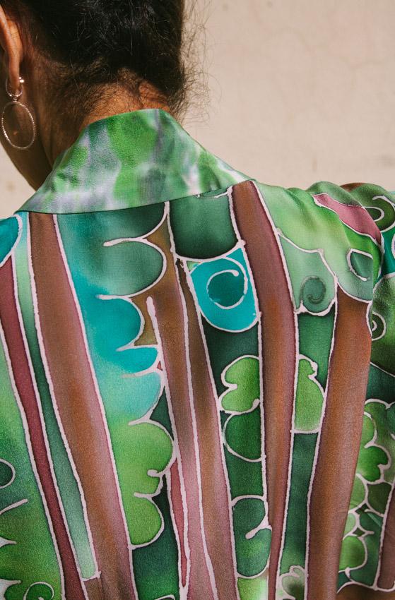 genoveva hita- creadora textil - silk kimono - tierra (5)