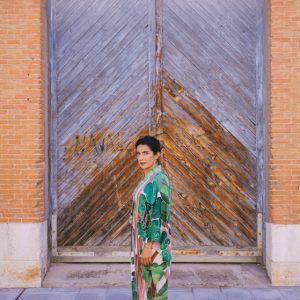TIERRA // Silk Kimono