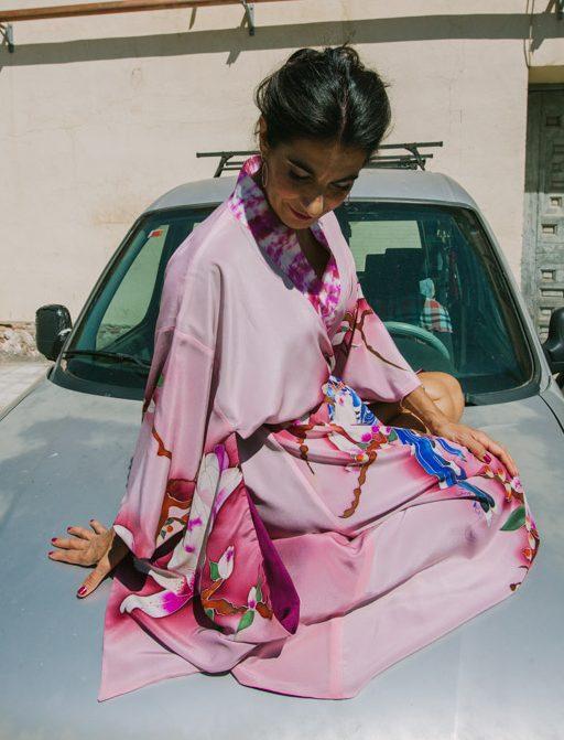 genoveva hita- creadora textil - silk kimono - aire (1)