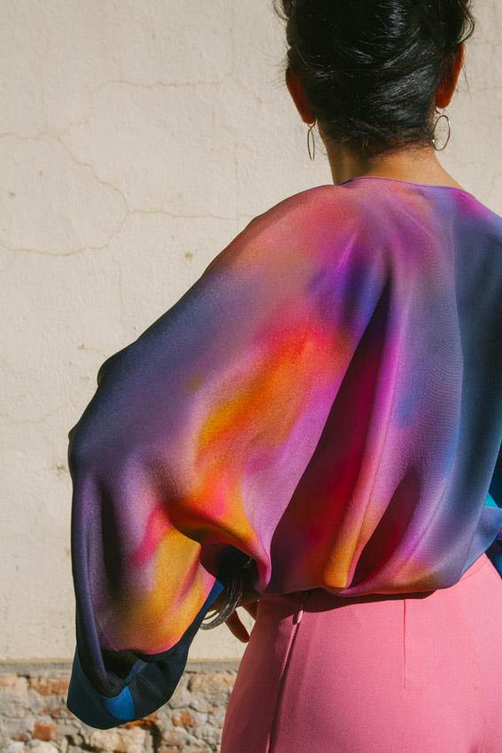 genoveva hita- creadora textil - silk kimono - atardecer (1)