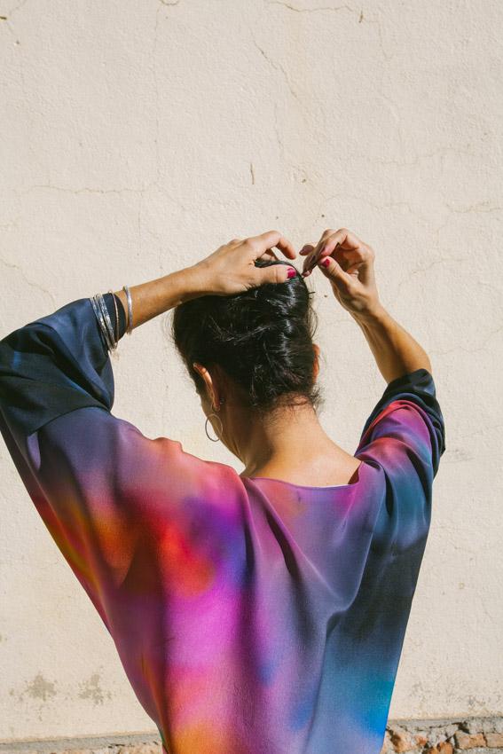 genoveva hita- creadora textil - silk kimono - atardecer (2)