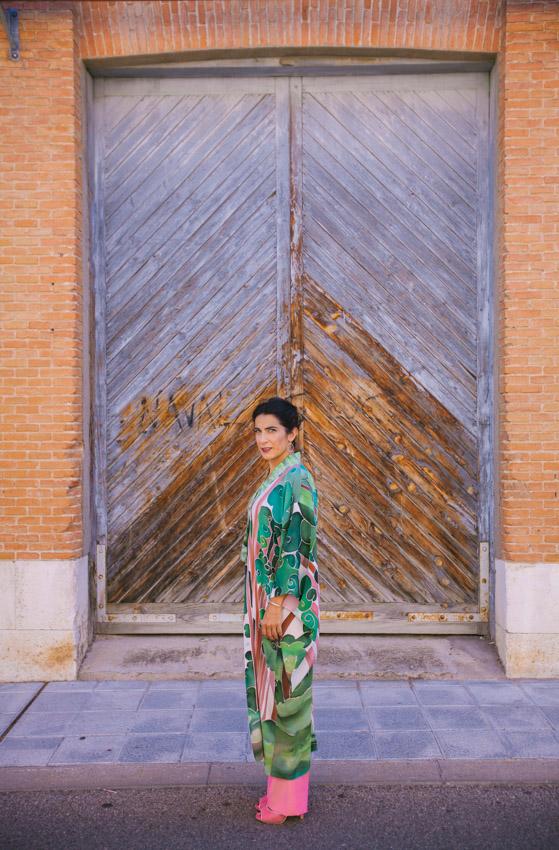 genoveva hita- creadora textil - silk kimono tierra (6)