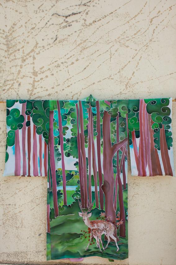 genoveva hita- creadora textil - silk kimono - tierra (7)