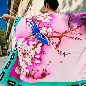 CHAQUETA CUADRADA // Kimonos