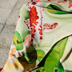 FALDA PAREO CARPAS // Dress
