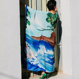 CASCADAS  // Dress