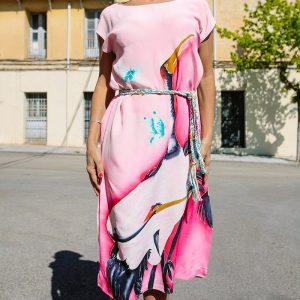 GARZAS // Dress